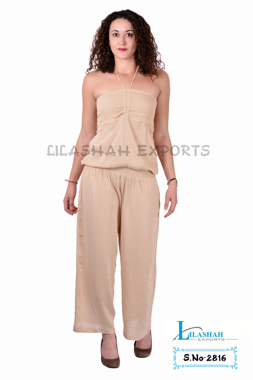 detailed pictures release info on outlet online Rayon Jumpsuit - LILASHAH EXPORTS, Plot No. 173, Near Kesar ...