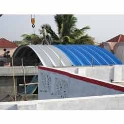 Auditoriums Roofing System
