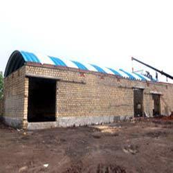 Corrugated Metal Curved Roofing Sheets