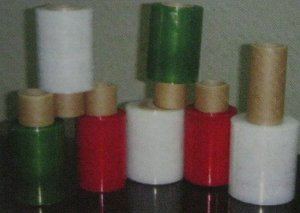 Colored Stretch Packaging Film