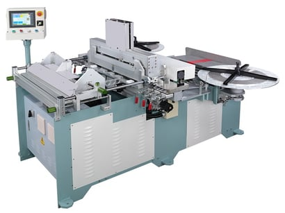 Two Sides Edge Protector Machine For Lever Arch Files