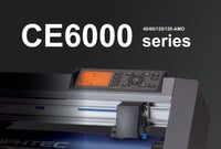 Graphte CE 6000 Cutting Plotter 24""