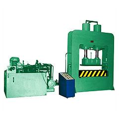 Heavy Duty Coir Pith Grow Bag Making Machine