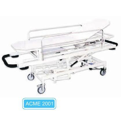 Hospital Emergency and Recovery Trolley - Hydraulic (Acme - 2001)