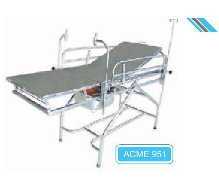 Obstetric Labour Hospital Table Telescopic - Fixed (Acme - 951)