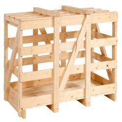 Pine Wood Packaging Crates