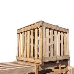 Rubber Wood Packaging Crate in  Talwade
