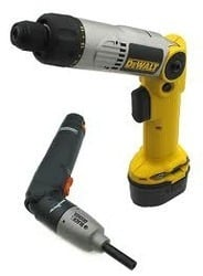 Cordless Two Position Screwdrivers