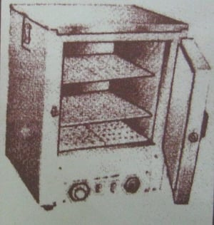 Thermostatic Hot Air Ovens