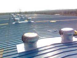 Aluminum Base Turbo Ventilators