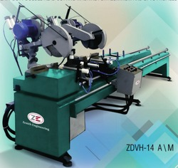 Double Head Cutting Machines