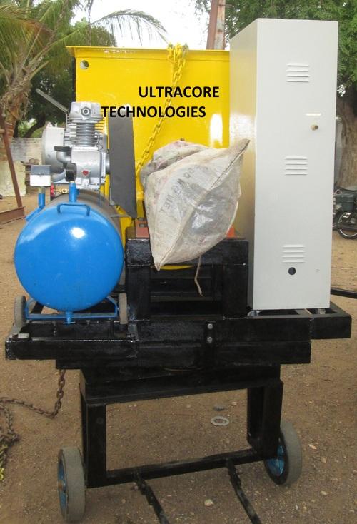 Foam Concrete Machine Mobile Unit