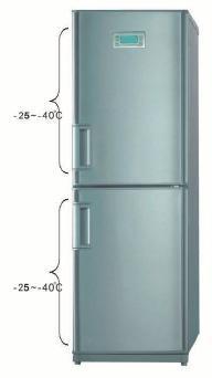 -40 Degree Celsius Low Temperature Freezers (BXC-FL208)