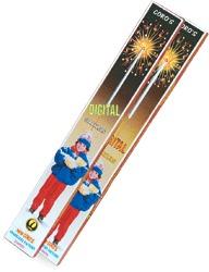 30 Cm Digital Electric Sparklers (CS 005)
