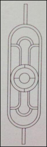 Designer Railing (HMI-13)