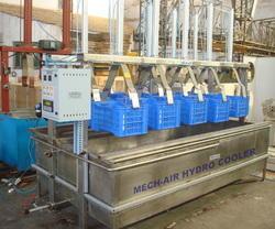 Hydro Cooler Machine