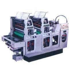 Pioneer 2 Color Sheet Fed Offset Printing Machine