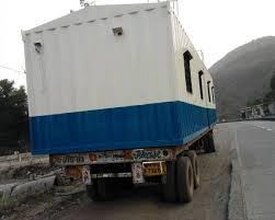 Vehicle Container