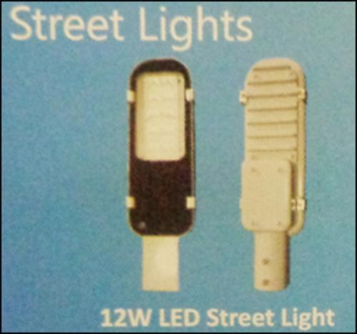 12W LED Street Lights
