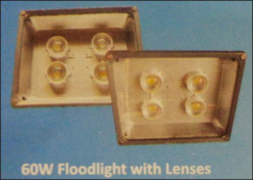 60W Flood Light with Lenses