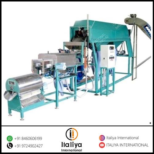 Cashew Nut Pilling Machine