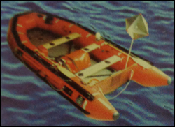 High Grade Inflatable Boat