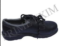 Derby Style Safety Shoe With PVC (DIP) Sole