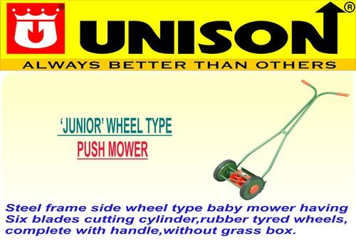 Wheel Type Push Mower