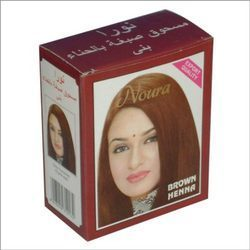 Brown Noura Henna Powder in  Nehru Nagar