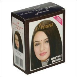 Chestnut Noura Henna Powder