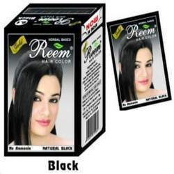 Gold Reem Hair Black Color in  Upsidc Industrial Area