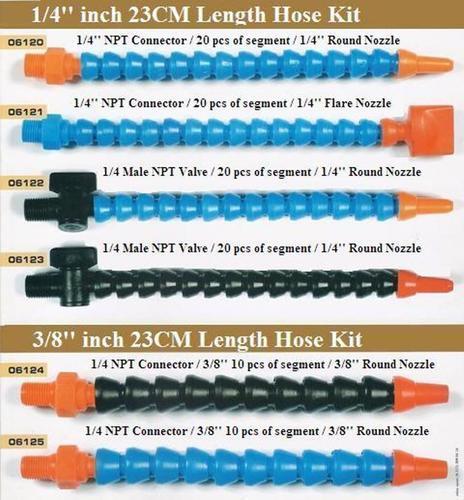 Adjustment Coolant Hoses