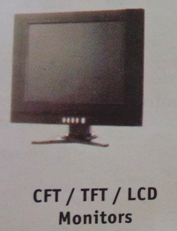 CFT/TFT/LCD Monitors