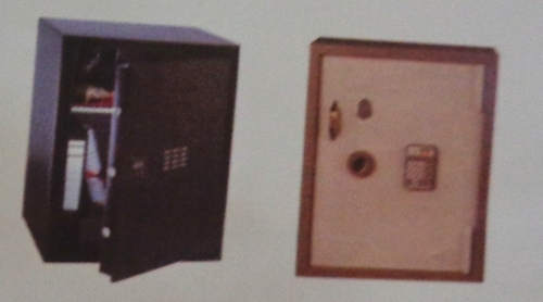 Electrical/Mechanical Safe Lockers