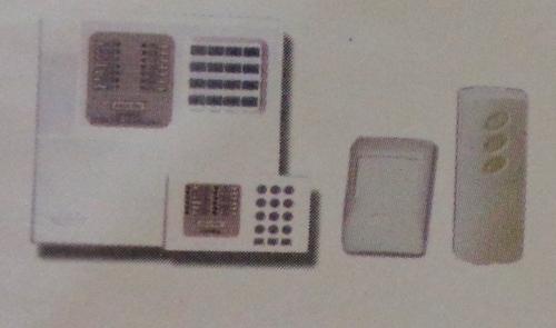 Wired And Wireless Intruder/ Burglar Alarm