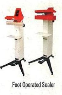 Foot Operated Sealers