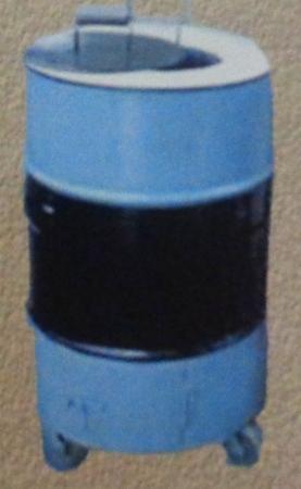 Ms Mobile Drum Tandoor
