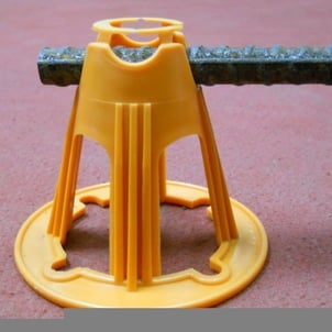 Plastic Bar Chair Stands