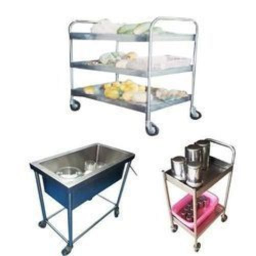 Kitchen Serving Trolleys