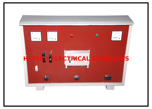 Panel Forthyristor DC Motor With Techo Generator