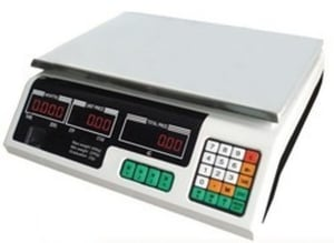 Electronic Price Computing Scale