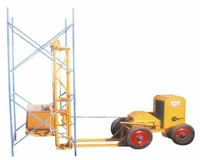 Concrete Material Trolley