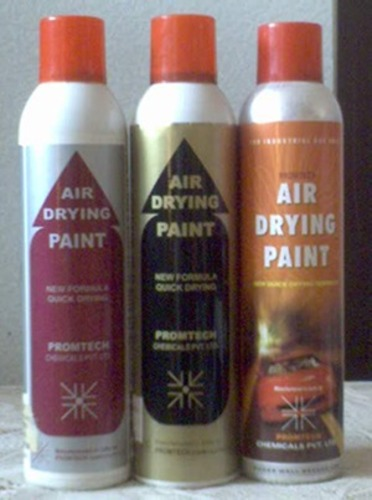 Decorative Industrial Finish Aerosol Sprays