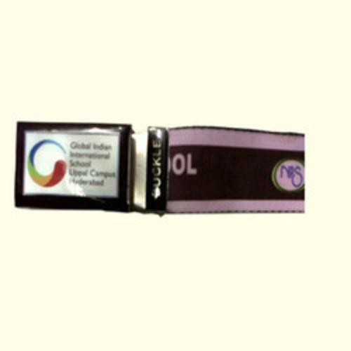 Durable School Uniform Belt
