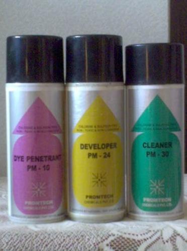 Dye Penetrant Testing Spray