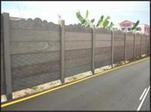 Garden Concrete Compound Walls in  Yellahanka