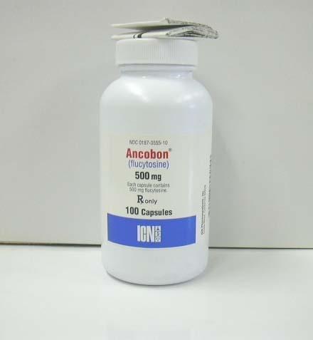 Flucytosine 500mg Capsule(Export Only)