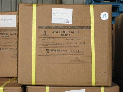 99.9% High Purity L(+) Ascorbic Acid