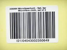 Bar Coded Numbering Sticker in  Kotla Mubarakpur