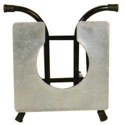 Commode Stool Aluminum
